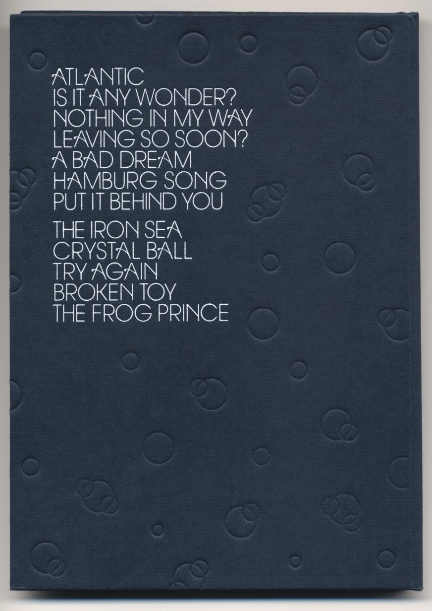 Keaneshaped Co Uk Discography Under The Iron Sea